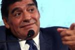 """Maradona: """"Sogno di allenare il Napoli"""""""