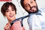 Angiolini-Brignano, coppia tutta da ridere al cinema