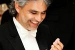 """""""Love in Portofino"""", nuovo album e laurea per Andrea Bocelli"""