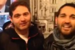 Edicola, Fiorello dedica una canzone a Veronica Lario