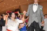 Si è sposato in Turchia l'uomo più alto del mondo