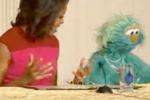 Michelle Obama e i Muppets insieme contro l'obesità