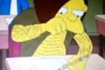 """Sberleffo dei Simpson: """"Il Parlamento italiano è corrotto"""""""