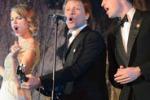 Il principe William duetta con Bon Jovi: le immagini