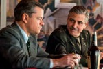 Clooney al cinema a caccia di tesori rubati dai nazisti