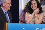 Katy Perry, nuova ambasciatrice Unicef