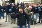 Polizia Torino: caschi tolti per fine esigenze, non solidarieta'