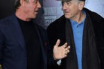 """""""Il Grande match"""", Stallone e De Niro volano nella Capitale"""