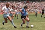 Maradona, ecco il gol del secolo visto da una nuova prospettiva