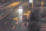 Guida contromano in autostrada per 80 chilometri