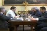 Governo, consultazioni Renzi-Grillo: il video integrale