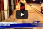 Prova una verticale in diretta tv: giornalista licenziata