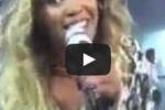 Beyoncé canta buon compleanno ad una fan