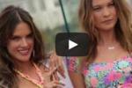 Gli angeli di Victoria's Secret presentano la moda per l'estate