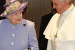 La Regina Elisabetta sbarca a Roma: le immagini della visita