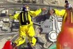 Giù dall'edificio più alto del mondo: è record a Dubai