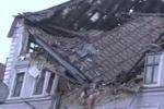 Esplosione a Vienna, crolla parte di un edificio: le immagini