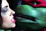 Megan Fox e le tartarughe Ninja al cinema