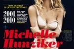 Michelle Hunziker controcorrente si sente realizzata