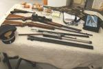 Gela, detenzione illegale di armi: due arresti