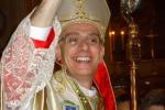 Vescovo anticlan Raspanti di Acireale premiato nel salernitano