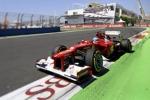 Gp d'Europa: trionfo di Alonso
