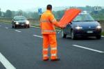 Incidente mortale sulla A19 tra Enna e Caltanissetta, traffico in tilt