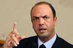 """Alfano: """"Il partito è tutto unito a fianco di Berlusconi"""""""