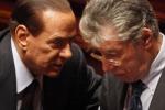 """Berlusconi: """"Niente elezioni nel 2012, sarebbe danno all'Italia"""""""