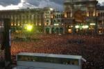 Radio Italia, a Milano festa per il mega concerto