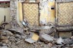 Paura alla Vucciria, crolla parte di una palazzina: nessun ferito