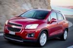 Nuovo Chevrolet Trax, suv compatto e tecnologico
