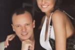 Fiocco azzurro per Gigi D'Alessio e Anna Tatangelo