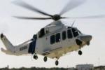 Pantelleria, donna ha l'infarto Quattro elicotteri per trasportarla