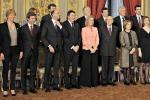 Renzi e ministri giurano, governo ha ora pieni poteri