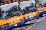 Niente soldi per il gasolio, a Caltanissetta i bus Scat si fermano