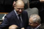 Scritte di minacce a Letta e Boldrini a Roma