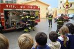 Lampedusa, a fuoco l'archivio della scuola Pirandello