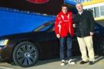 Una Lancia Thema 3.0 V6 Executive 239 cv. per il vice campione del mondo Fernando Alonso