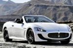 A Parigi c'è anche la Maserati Cabrio 4 posti