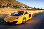 Anteprima italiana al Motor Show di Bologna per la 12C spyder della McLaren