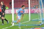 Il Napoli vince il derby col Palermo all'ultimo respiro