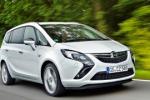 Disponibile entro l'anno il nuovo 1.6 CDTi per l'Opel Zafira Tourer sette posti