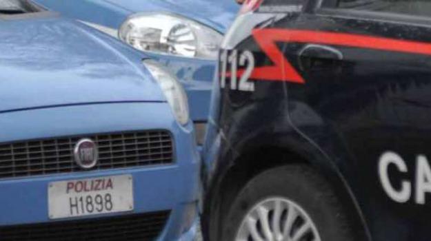 carabinieri, incidente, polizia, Palermo, Cronaca