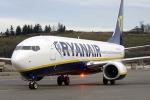 Ryanair, da Fiumicino primi voli per la Sicilia
