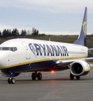 Torna indietro dopo il decollo un volo Ryanair Londra - Palermo