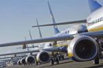 Aerei, Ryanair inaugura il volo Trapani-Ancona