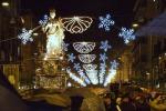 """Santa Lucia, la città in festa """"chiama"""" la sua Patrona"""