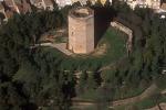 Enna, nella Torre di Federico bagni chiusi