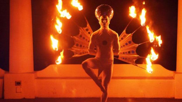 teatro del fuoco a palermo, Palermo, Cultura